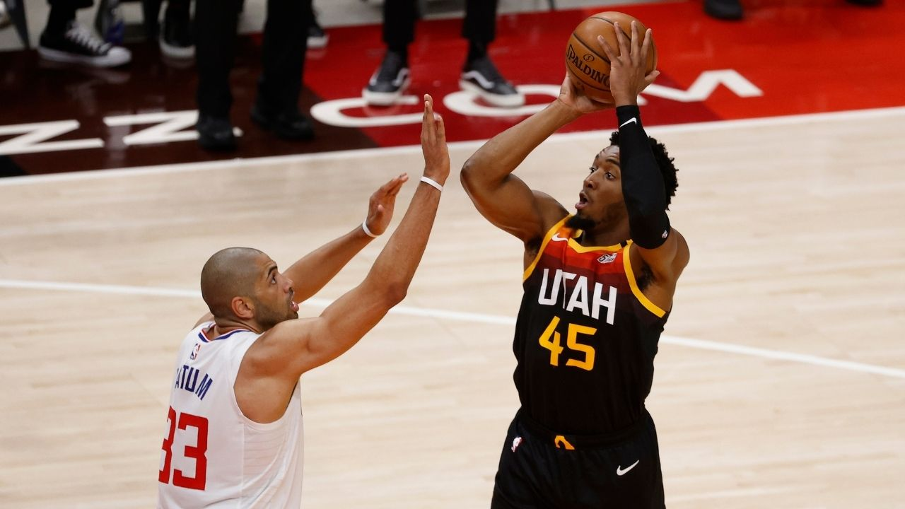 """""""Donovan Mitchel single-handedly said 'We're not losing tonight'"""": Charles Barkley has rave reviews for Jazz All-Star after his 45 points in Game 1 vs Clippers"""