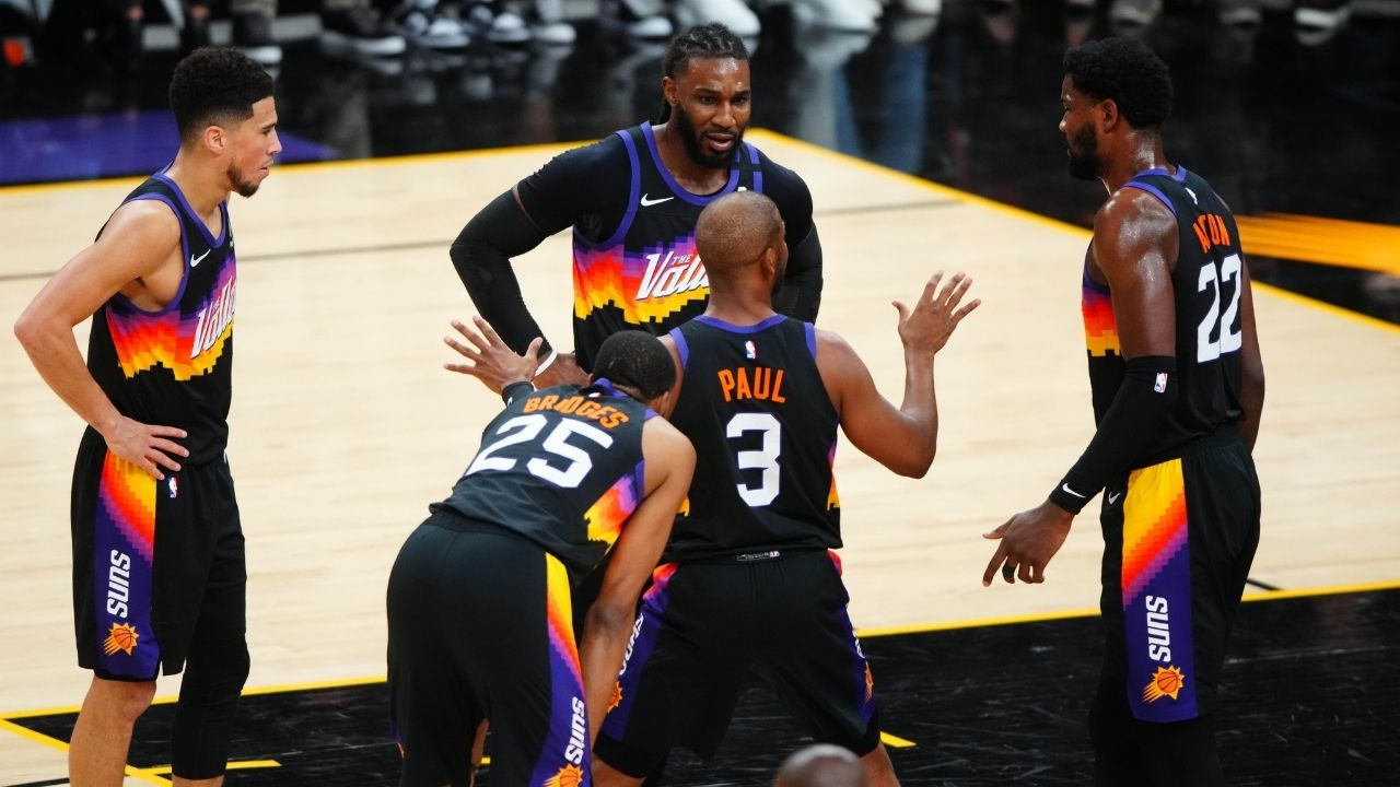 """""""Chris Paul is the best thing that has happened to my career"""": Deandre Ayton lauds his Phoenix Suns leader for having a huge impact on his young career"""