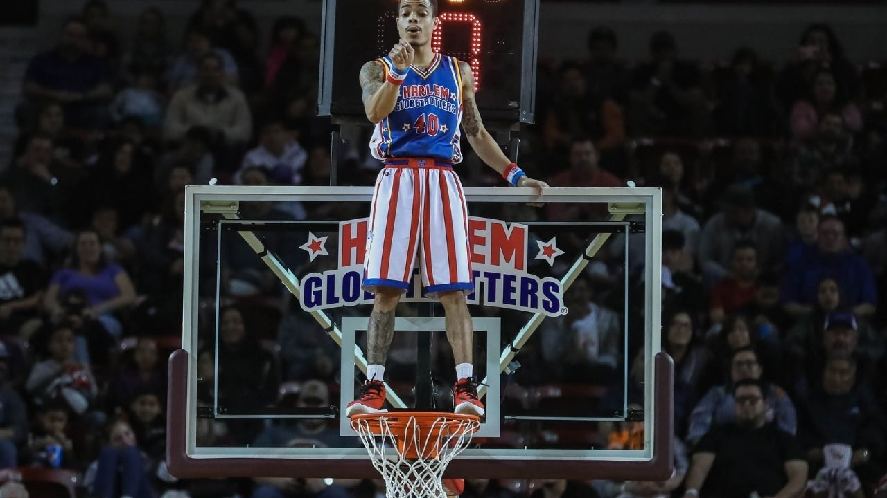 """""""Adam Silver needs to make us an NBA team right now!"""": Harlem Globetrotters attempt to submit their bid as the 31st NBA team"""
