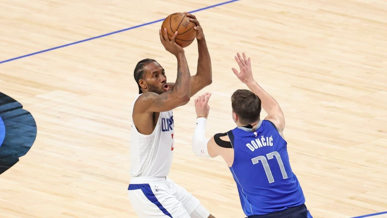 """""""I'll target everyone who's guarding me, including Luka Doncic"""": Kawhi Leonard opens up on his offensive mindset after all-time great 45 point performance in Clippers' Game 6 win vs Mavericks"""