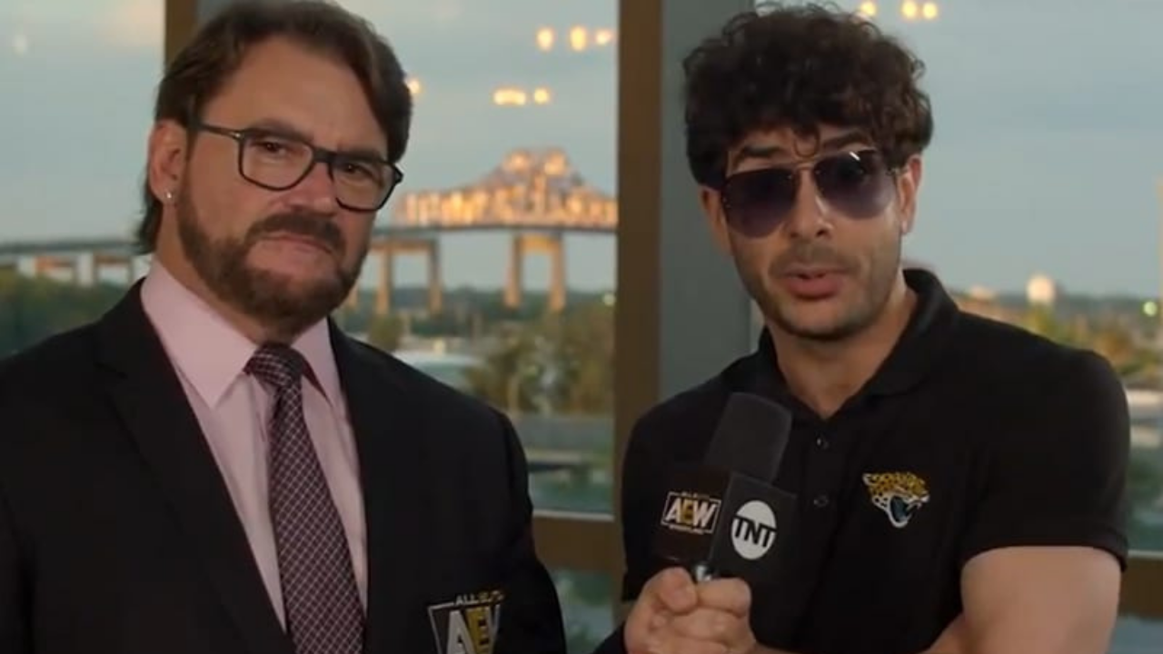 Tony Khan reveals he spoke to NJPW before WWE Promo