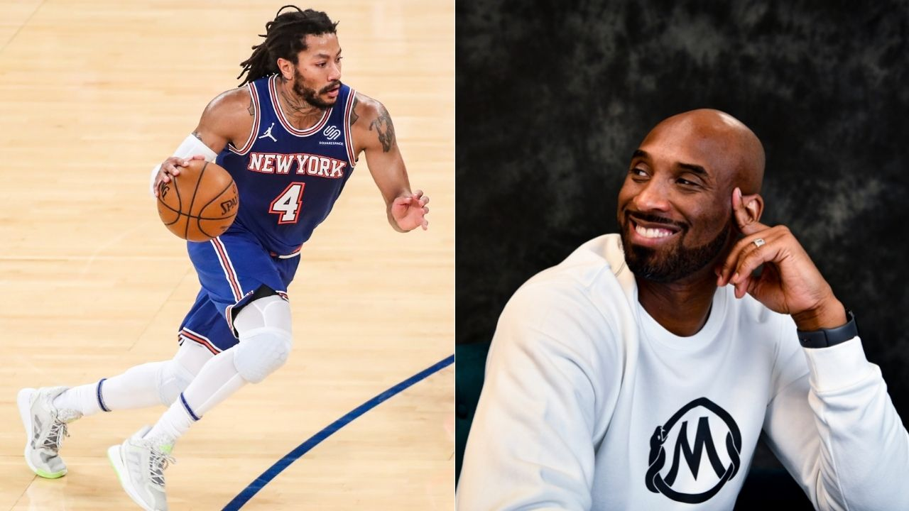"""""""I love Kobe Bryant so much"""": Derrick Rose reveals the relationship he shared with the Lakers legend and how they got along"""