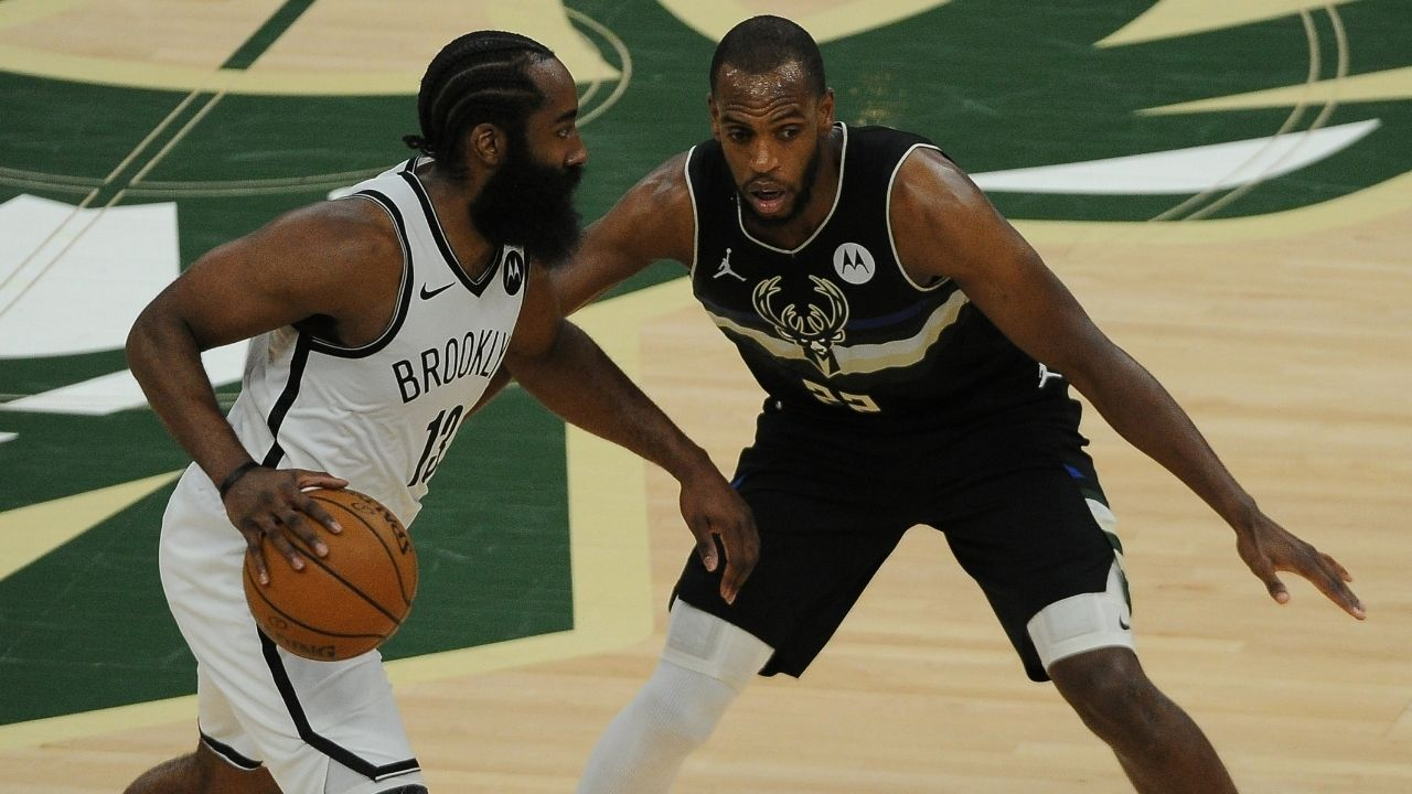 """""""James Harden is too big a liability!"""": Skip Bayless does not like the Nets' chances to win Game 7 against Giannis Antetokounmpo and the Bucks"""