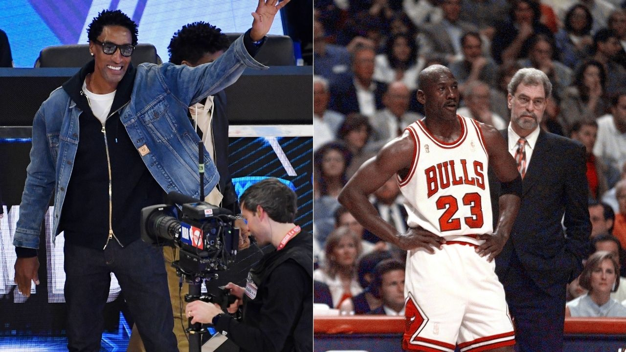 """""""Michael Jordan and I never played one-on-one"""": Scottie Pippen revealed that he and the GOAT surprisingly never went at it against each other"""