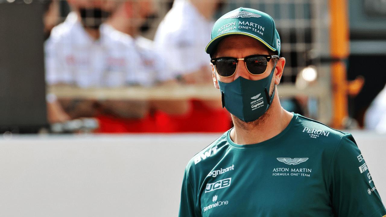 """We travel to another street circuit, Baku"" - Sebastian Vettel confident of continuing Aston Martin form in Azerbaijan"