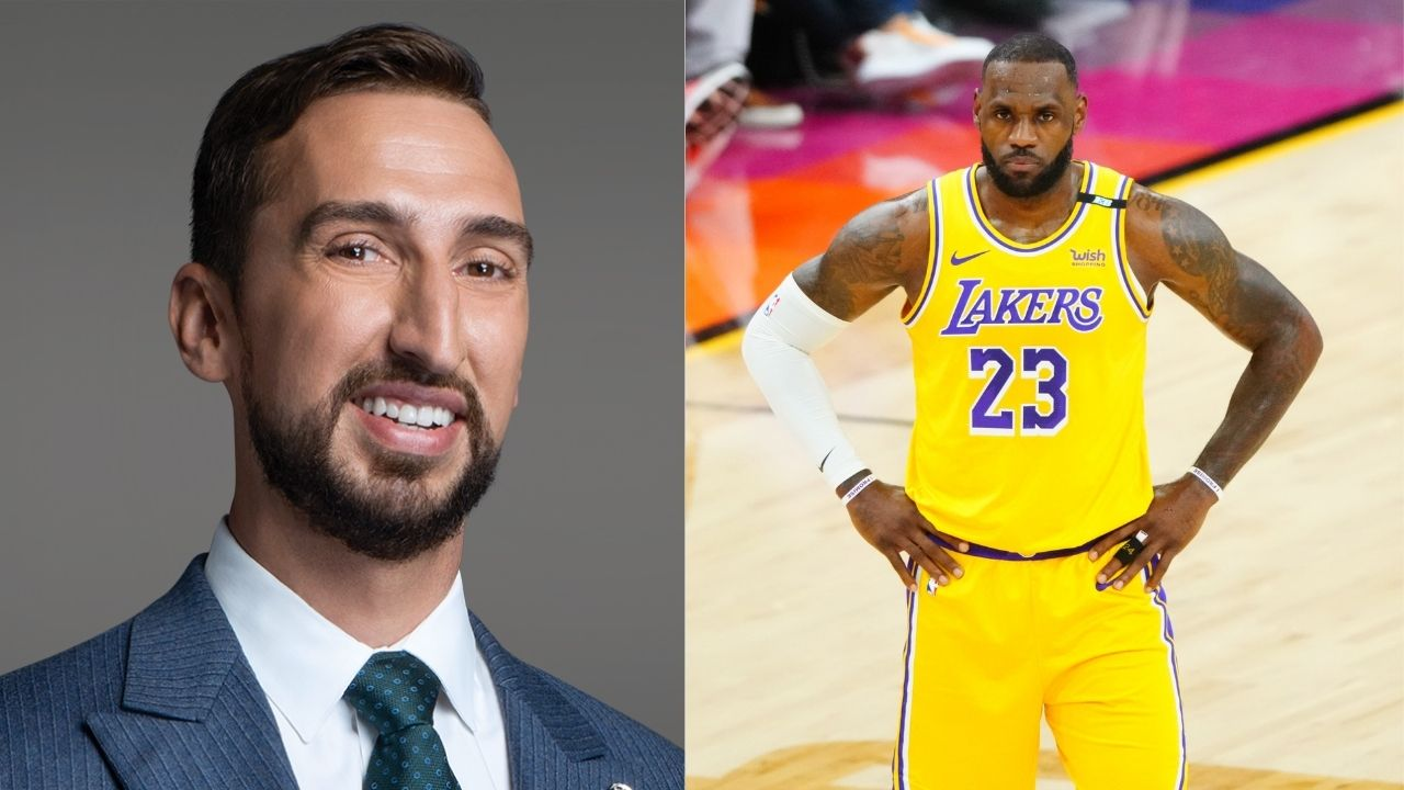 """""""LeBron James is literally unbeatable in Game 7"""": Nick Wright warns Chris Paul and Suns to finish off the Lakers in Game 6"""