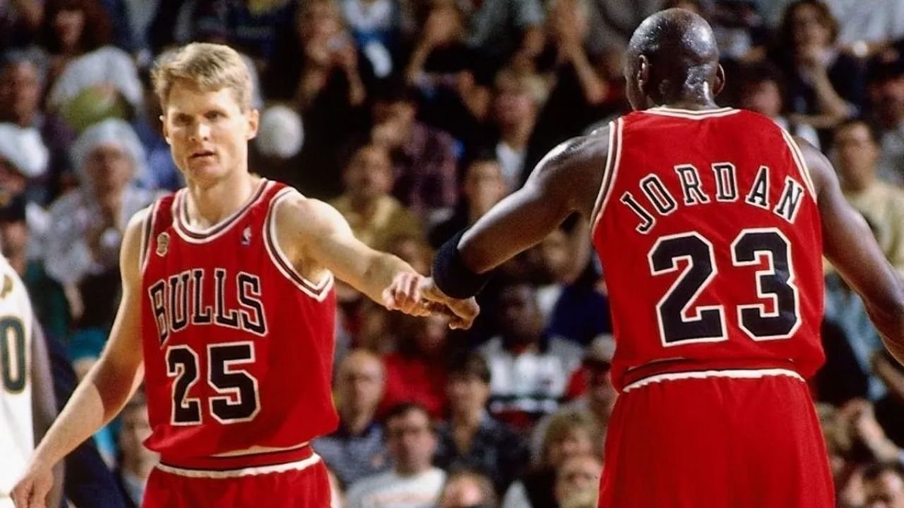 """""""Everyone was terrified of Michael Jordan"""": Steve Kerr explains the key difference between stars like Stephen Curry, Tim Duncan and His Airness"""