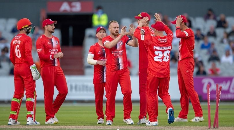 DER vs LAN Fantasy Prediction: Derbyshire vs Lancashire – 15 June 2021 (Derby). Luis Reece, Liam Livingstone, and Finn Allen will be the players to look out for in the Fantasy teams.