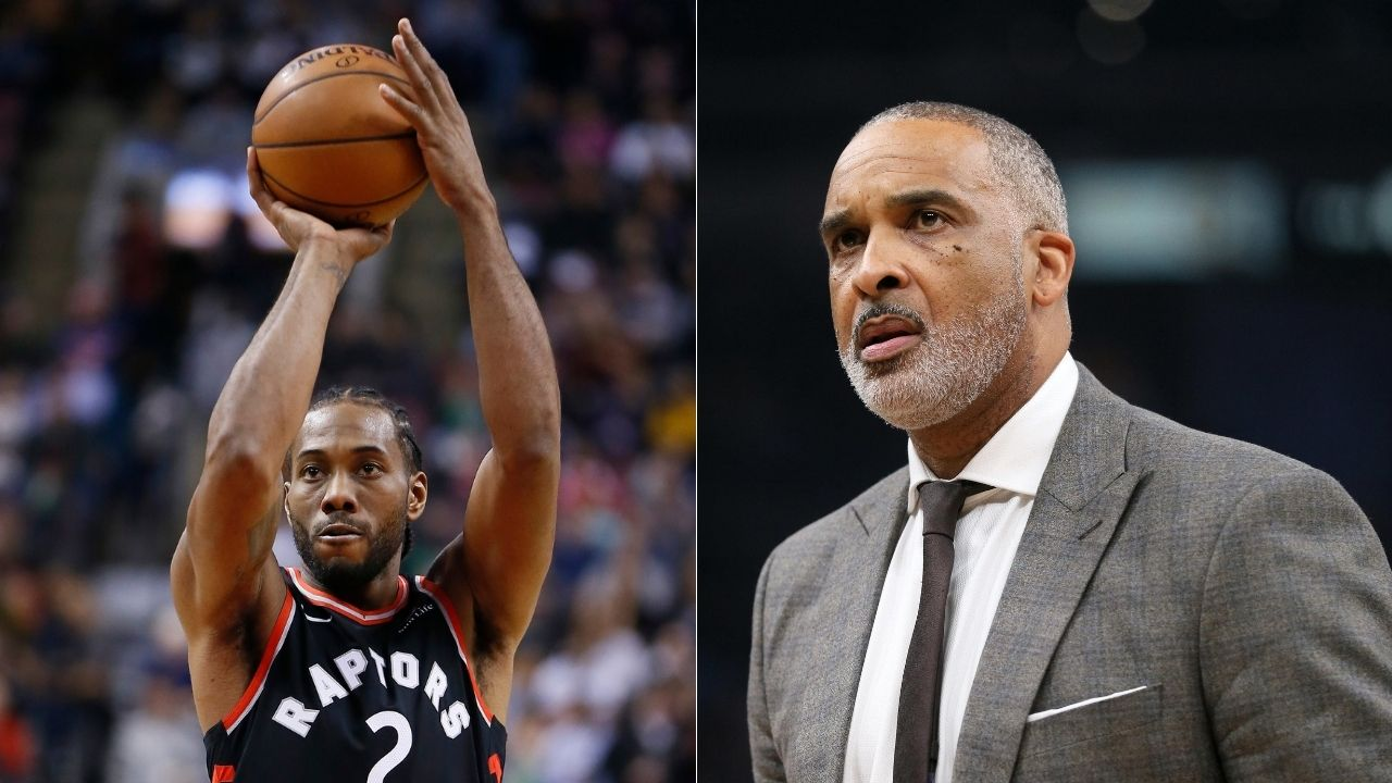 """""""Kawhi Leonard is cut from the same cloth as Kobe Bryant, LeBron James and Michael Jordan"""": Phil Handy believes the Clippers star is on a similar level as GOATs like the Lakers stars"""