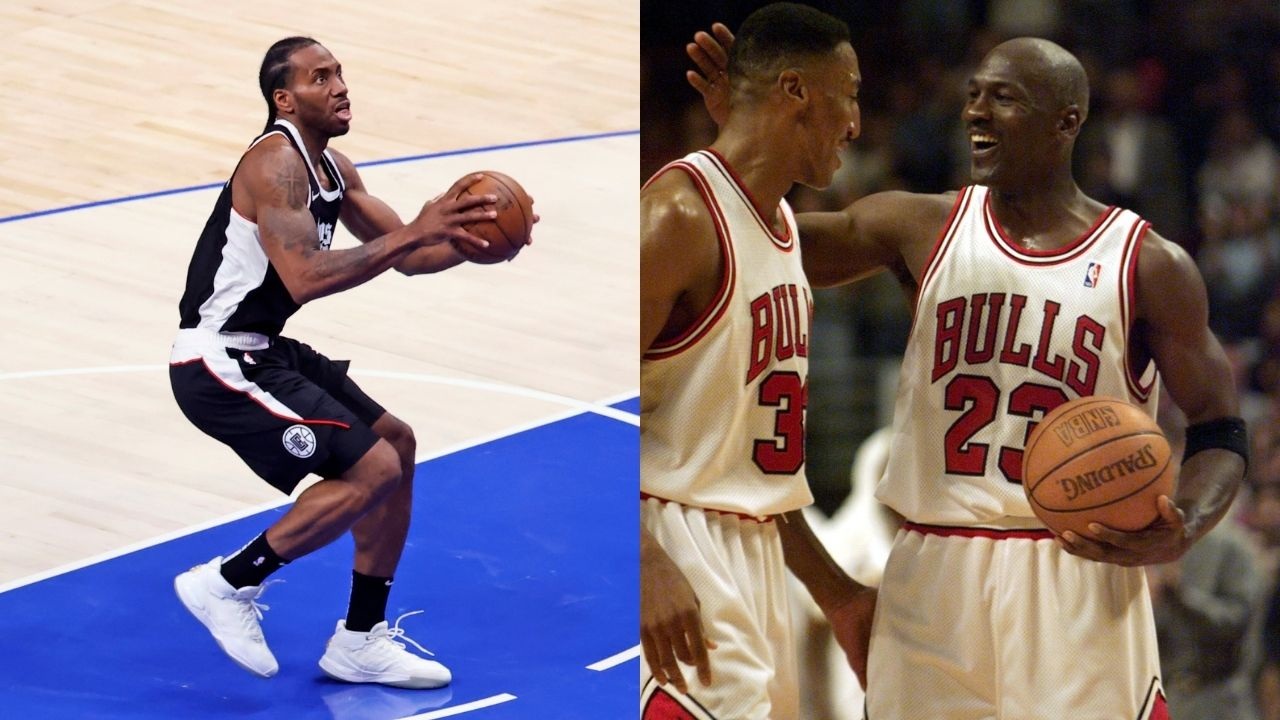 """""""Kawhi Leonard is the best two-way player in the game right now"""": When Michael Jordan sang the Clippers superstar's praise at a basketball camp in 2017"""