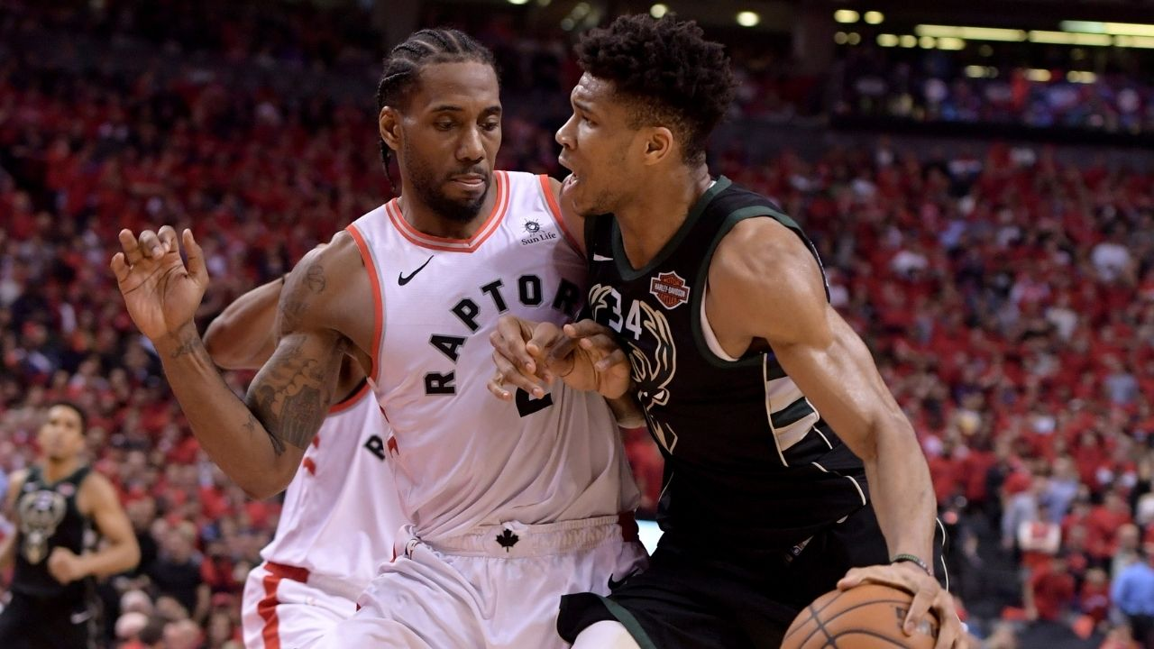 """""""I'm guarding Giannis"""": Phil Handy recounts how Kawhi Leonard turned 2019 Eastern Conference Finals around for Raptors by guarding the Bucks' MVP"""