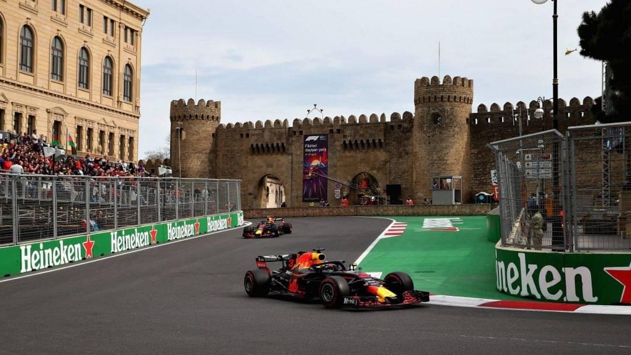 """It won't be a game-changer""– F1 team boss on flexi wings in Azerbaijan"