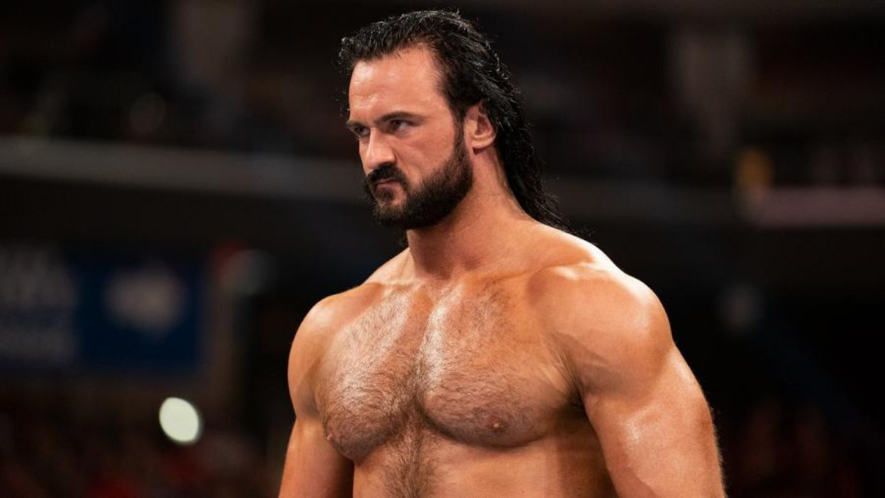 Drew McIntyre says former WWE Champion is at a whole other level