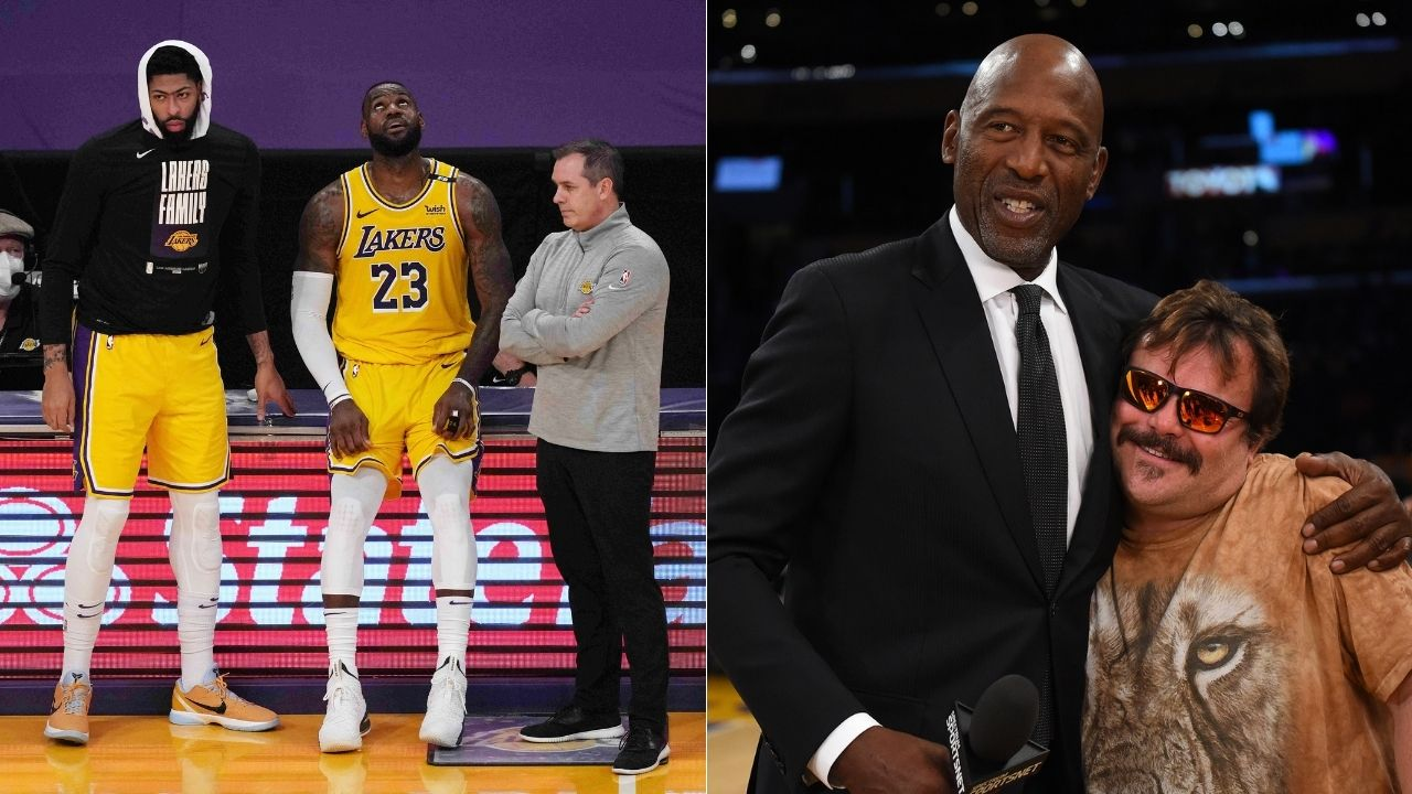 """""""LeBron James knows better than anybody what's going on"""": James Worthy throws weight behind Lakers superstar for comments regarding NBA's rushed, Covid-affected 2020-21 season"""