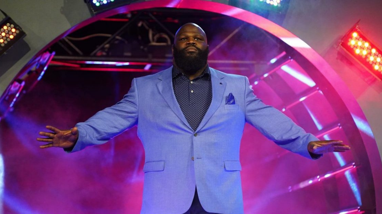 Mark Henry reveals conversation he had with Vince McMahon before joining AEW