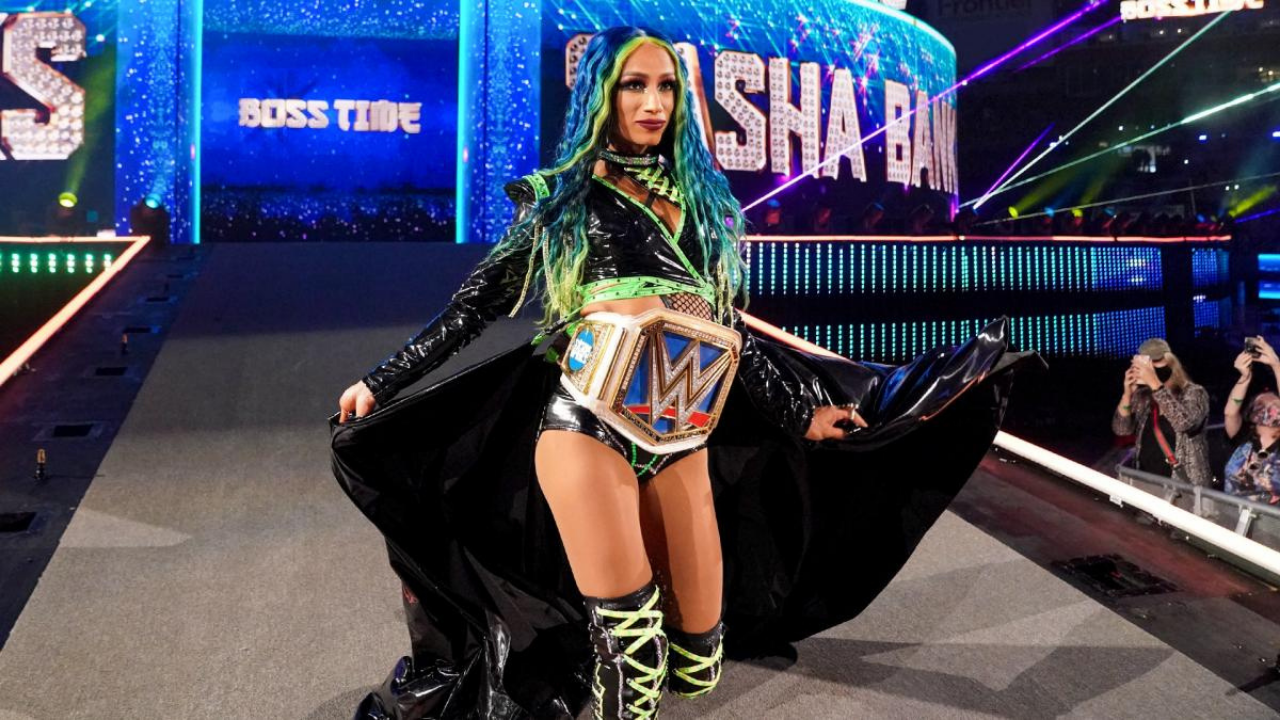 Sasha Banks opens up on how she found out she was headlining Wrestlemania 37