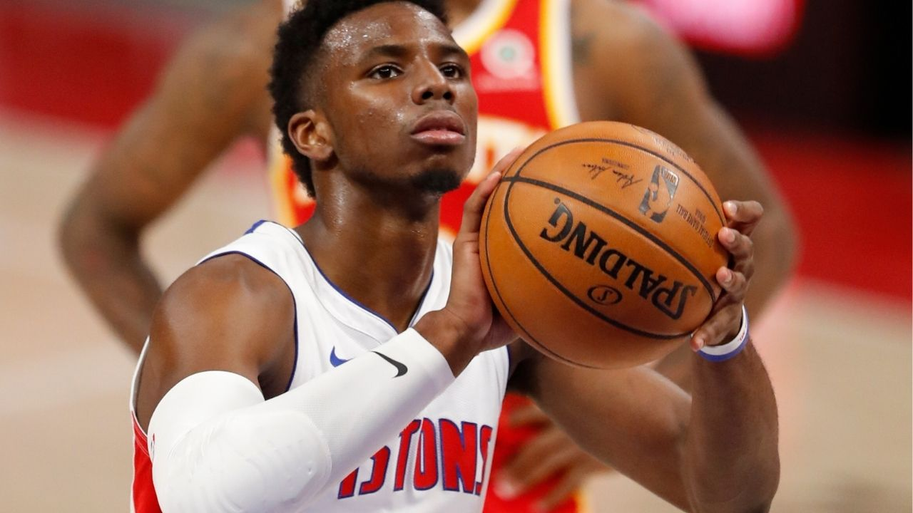 """""""Hamdiou Diallo's Clean Water for Guinea Project was a success!"""": Pistons star shares some heartwarming insight on providing clean water in his home country"""