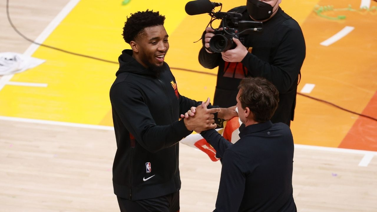 """""""Hoping Donovan Mitchell and Utah Jazz go all the way this year"""": Ja Morant's father Tee expresses his support for the Grizzlies' first round opponents in 2021 NBA championship race"""
