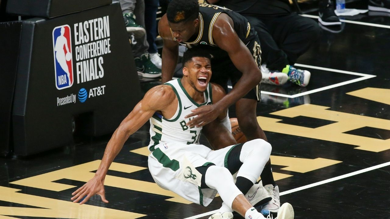 """""""The 2021 NBA title will be the most unimpressive win in league history"""": Bill Simmons implies that this championship will have an asterisk next to it due to multiple injuries to superstars like Giannis Antetokounmpo and Trae Young"""