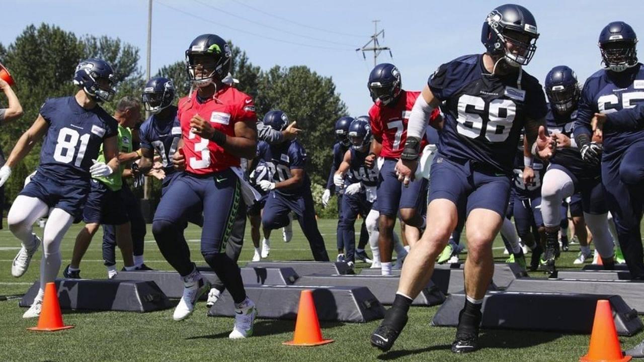 Seahawks Training Camp