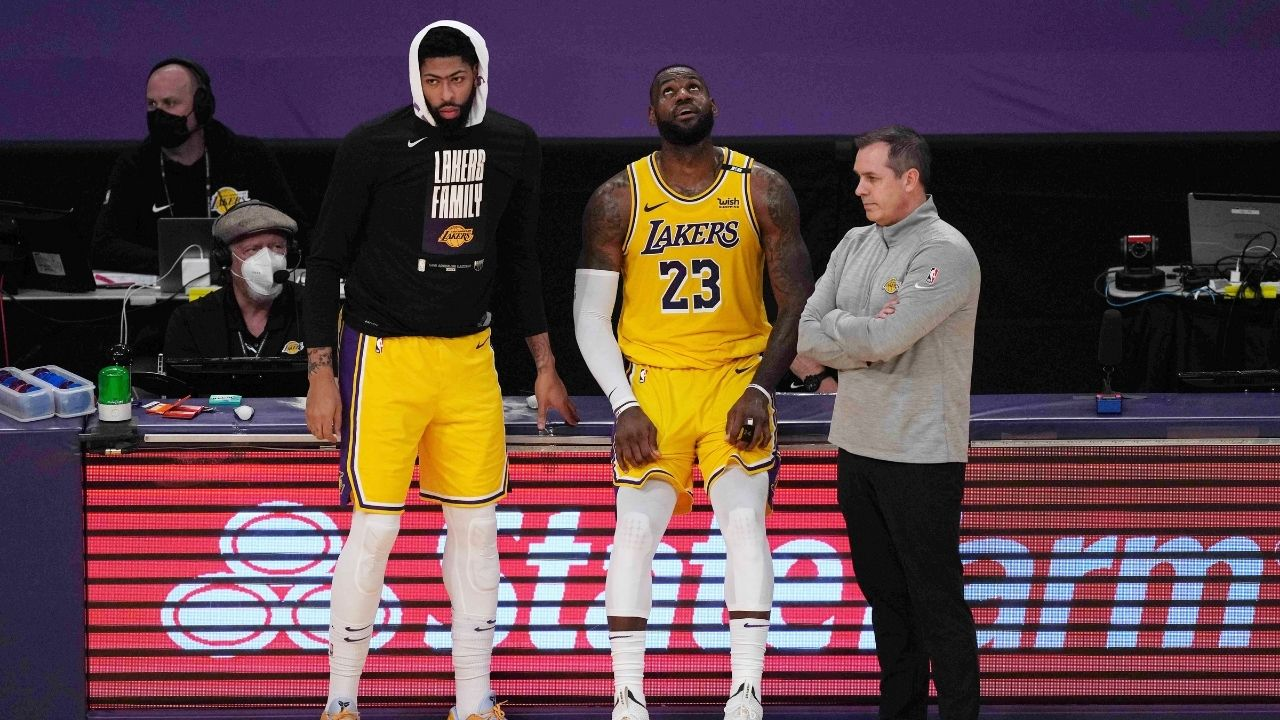 """""""Don't need to prove anything to anyone outside the Lakers organization"""": Superstar Anthony Davis sends out a bold message to the haters criticizing his decision to play Game 6"""