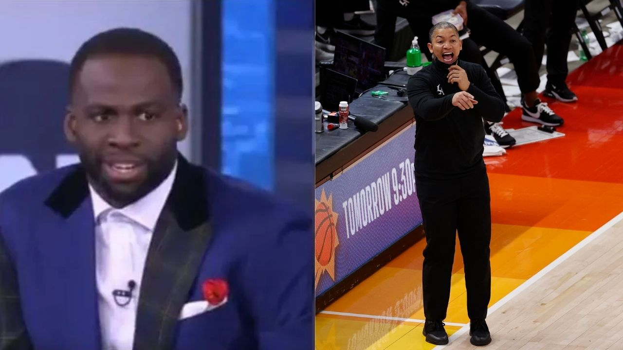 """""""I want to see some T Lue adjustments"""": Draymond Green breaks down Game 1 for the Clippers, expects changes from Tyronn Lue for Game 2"""