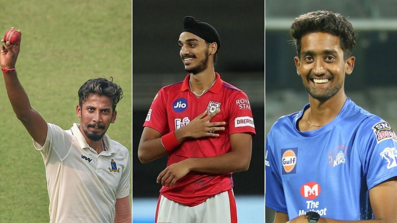 Who is Simarjeet Singh: Who all are the five net bowlers for India's tour of Sri Lanka 2021?