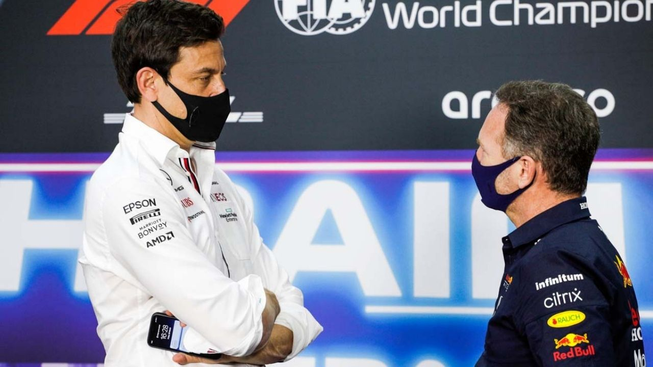 """""""Roast his team so publicly""""– Christian Horner disagrees with Toto Wolff's behaviour to his team after Azerbaijan"""