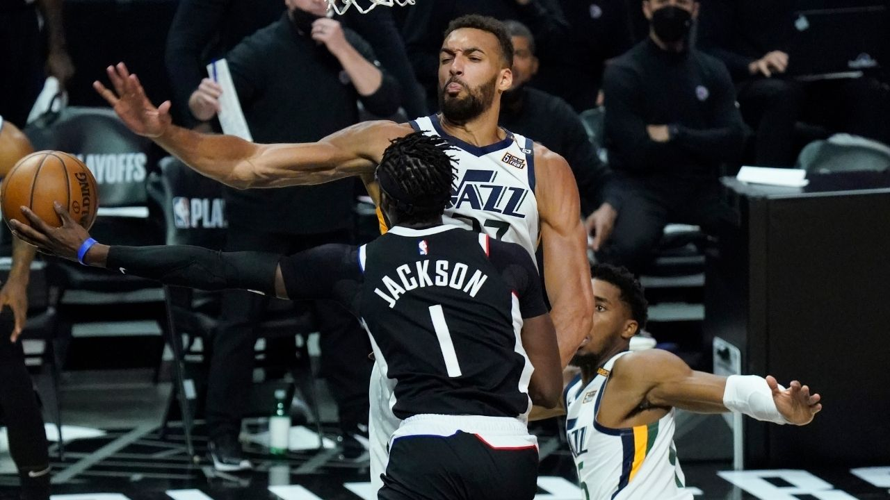 """""""This new generation spreads too much hate"""": Rudy Gobert goes off on NBA fans ridiculing the Jazz loss to Paul George and the Clippers"""