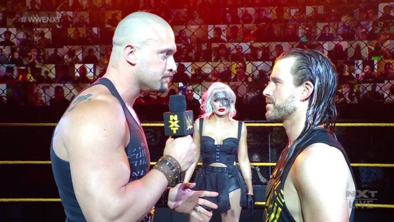 Karrion Kross will defend NXT Championship in Fatal Five-Way at TakeOver In Your House