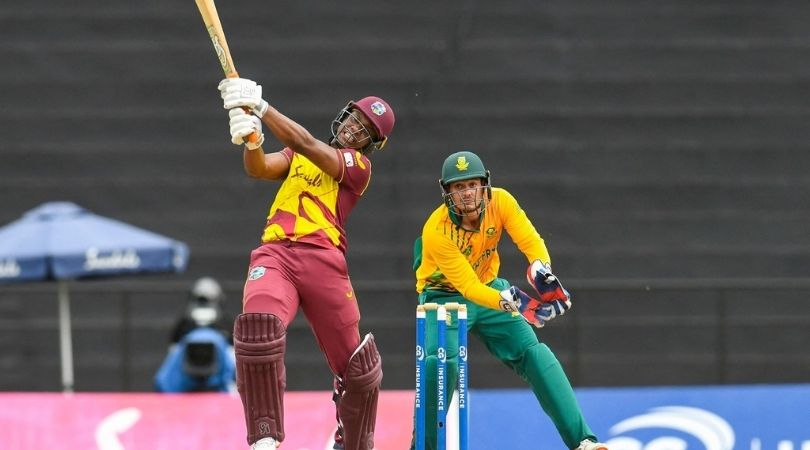 WI vs SA Fantasy Prediction: West Indies vs South Africa 3rd T20I – 29 June 2021 (Grenada). Evin Lewis, Quinton de Kock, and Andre Russel are the best fantasy picks for this game.