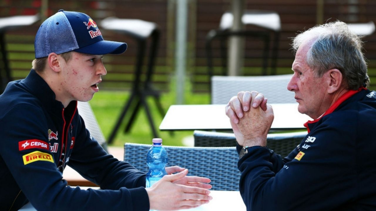 """""""I enjoy my work with Alpine right now"""" - Daniil Kvyat suggests Helmut Marko will not welcome him back at Red Bull"""