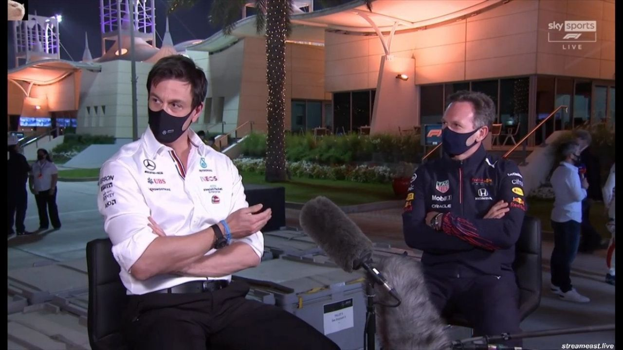 """""""So I'm not quite sure what he's referencing there""""– Christian Horner in another war of words with Toto Wolff"""