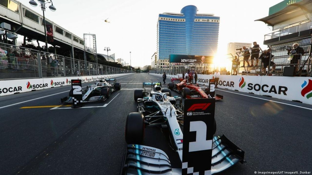 F1 Azerbaijan GP 2021 Qualifying Live Stream & Telecast: When and where to watch qualifying in Baku?