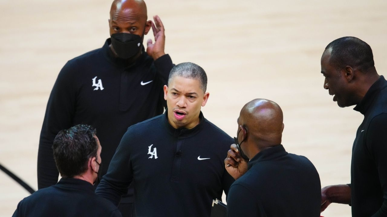 """""""Ty Lue is more qualified to lead any team down 3-1 than anyone"""": Clippers' Head Coach achieves a marvelous 10-2 record while facing elimination"""