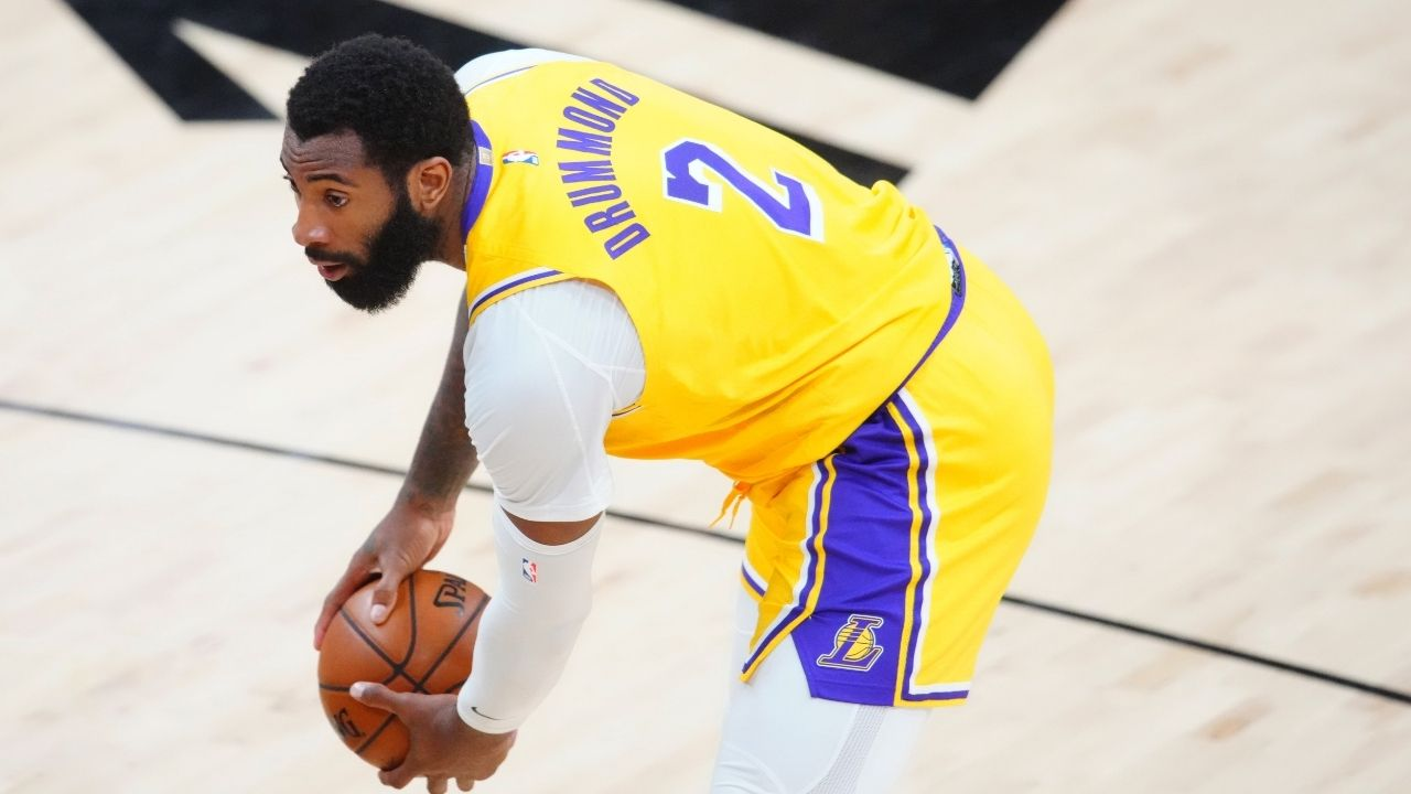 """""""Andre Drummond unlikely to join the Lakers from Free Agency next season"""": NBA insider reports that unless Drummond accepts a veteran minimum, he could no longer be with LeBron James and co"""