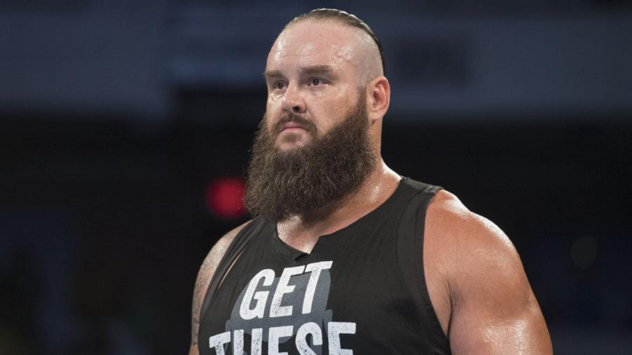WWE Release former Universal Champion Braun Strowman and several other talent