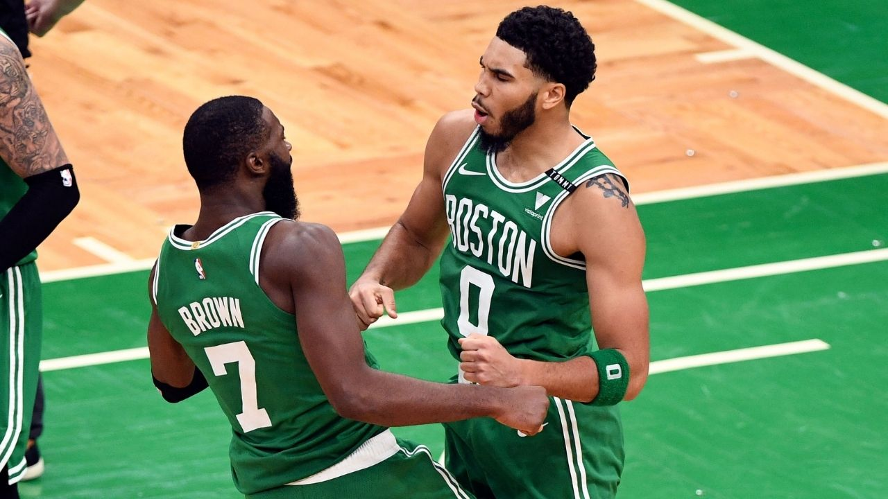 """""""Not being All-NBA should be a chip on your shoulders"""": Ime Udoka inspires Jayson Tatum and Jaylen Brown to greater heights for the Boston Celtics next year"""