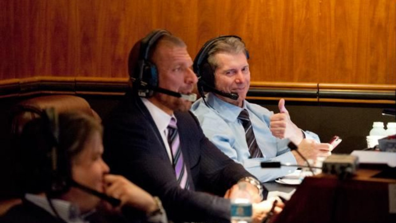 How much wrestling does Vince McMahon watch outside of WWE