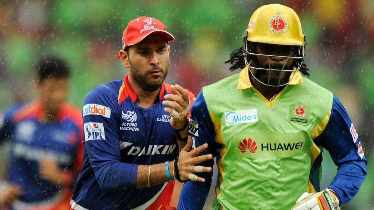 Will Yuvraj Singh and Chris Gayle play together for Mulgrave Cricket Club in Australia?