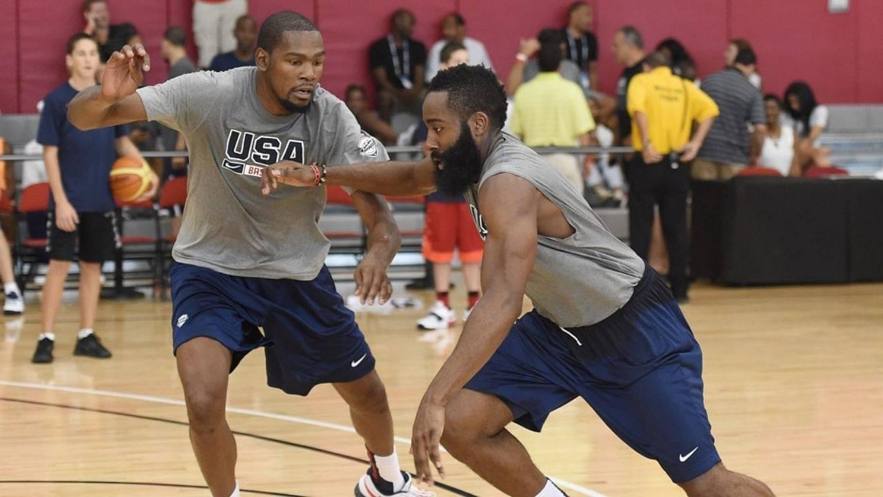 USA Basketball Team 2021