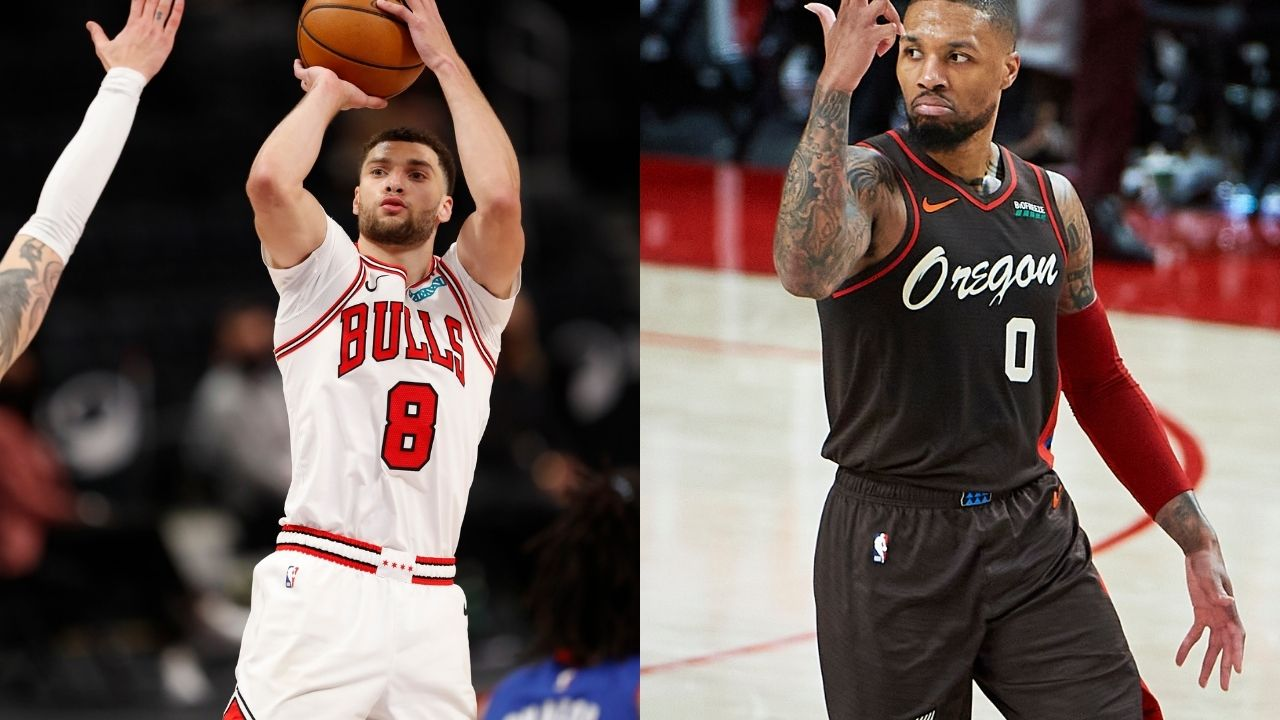 """""""Damian Lillard and Zach LaVine would be one the most lethal backcourts in NBA history"""": Jay Williams raves about a potential team-up between the Blazers and Bulls superstars"""
