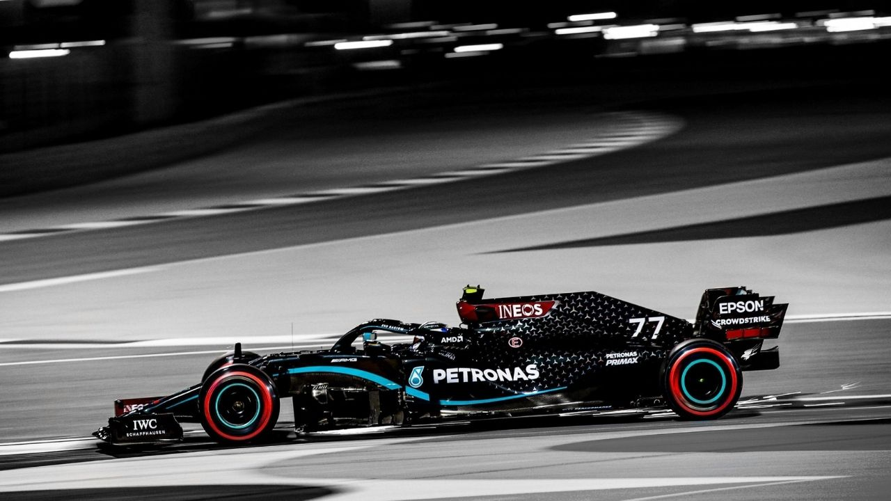 """""""It's not a new chassis"""" - Valtteri Bottas to use Lewis Hamilton's W12 for French GP"""
