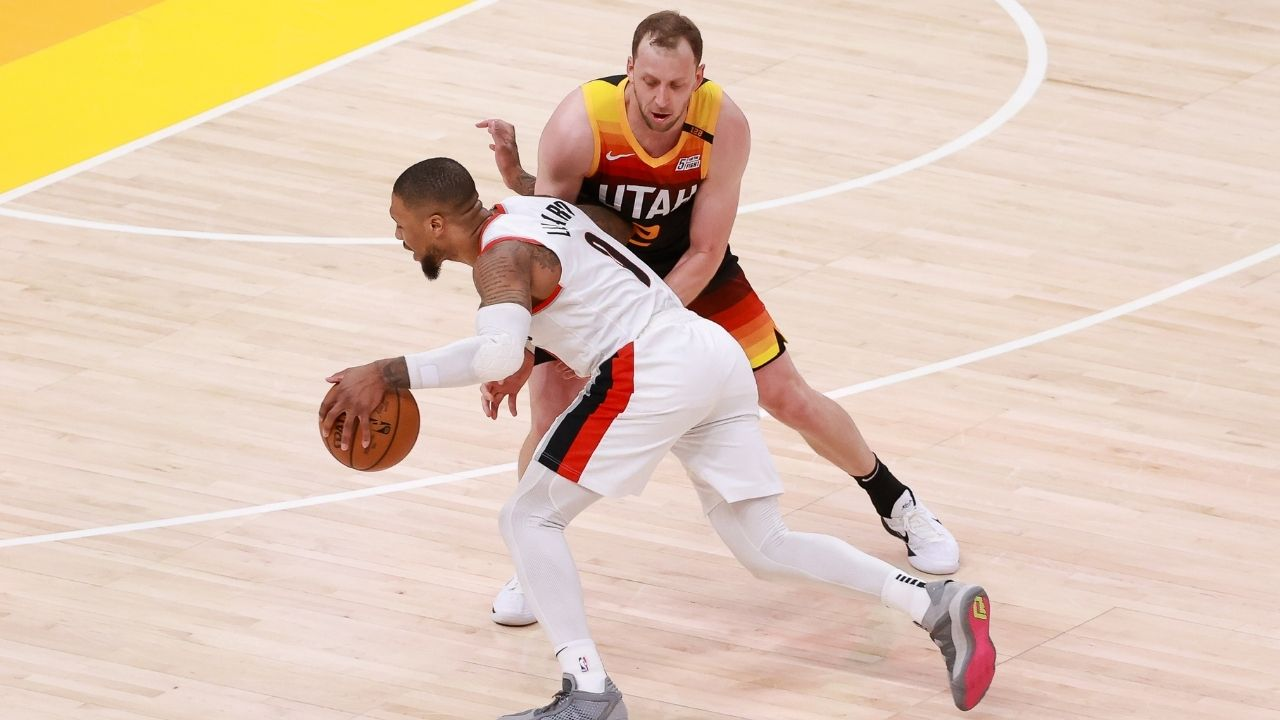 """""""Utah Jazz or Lakers"""": When Damian Lillard picked out his favorite team other than Portland Trail Blazers in 2017"""