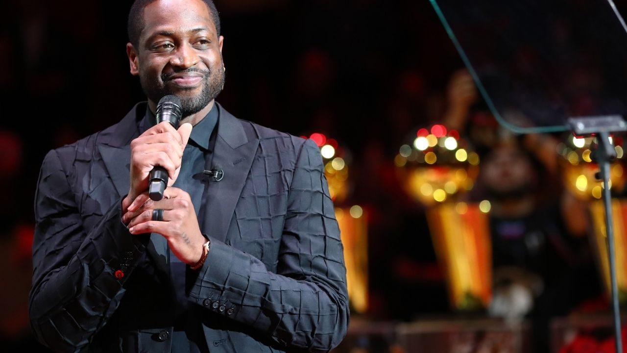 """""""Dwyane Wade just said winning an NBA title is easier than winning the Cube?"""": NBA fans hilariously react to the Miami Heat legend's continuous promotion of his new game show"""