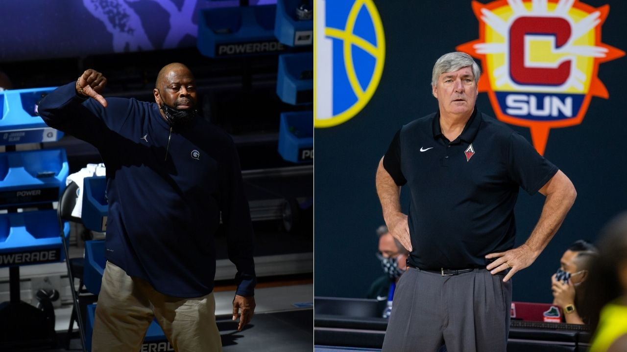 """""""Patrick Ewing punched Bill Laimbeer when in high school"""": How rivalry between Knicks legend and former Pistons star began ahead of the Moscow Olympics 1980"""