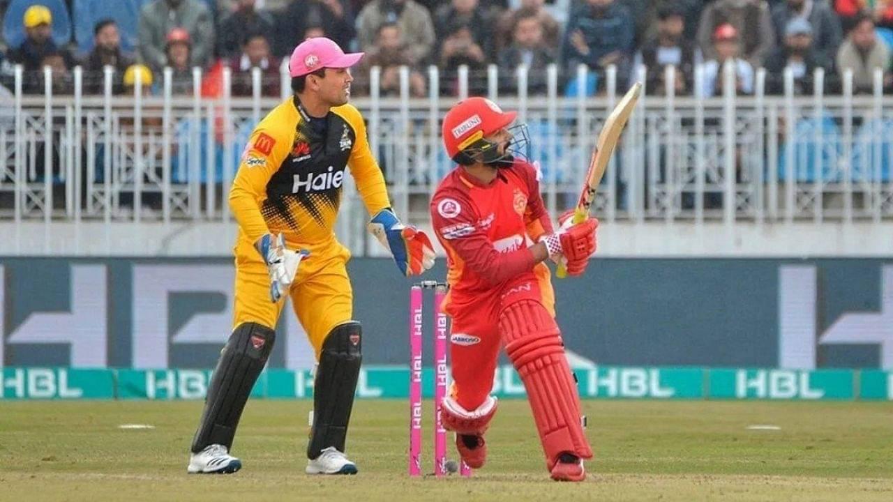 IU vs PZ Head to Head Records in PSL history | Islamabad United vs Peshawar Zalmi Stats | PSL 2021 Eliminator 2