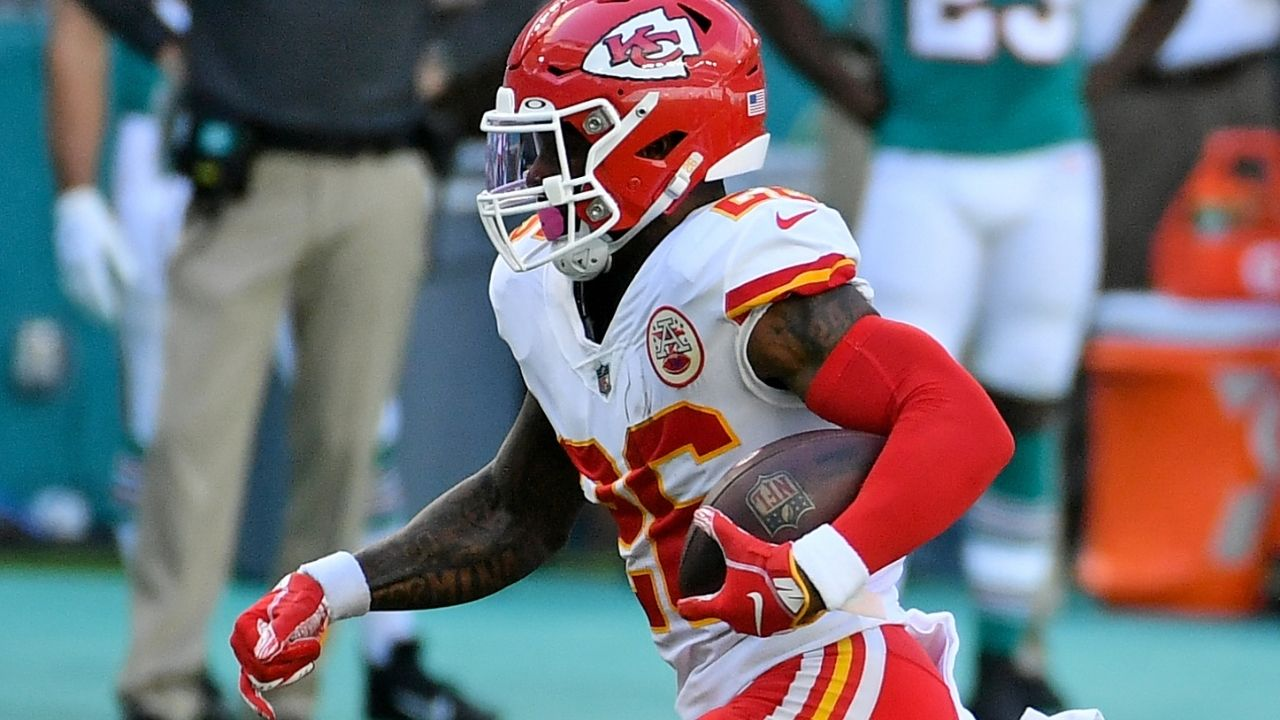 NFL Running Back Free Agents 2021