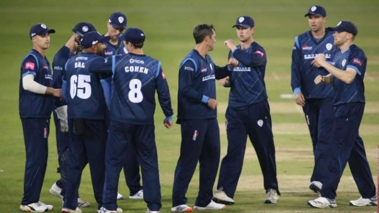 DER vs LAN Head to Head Records in T20 Blast   Derbyshire vs Lancashire Stats   Vitality T20 Blast 2021