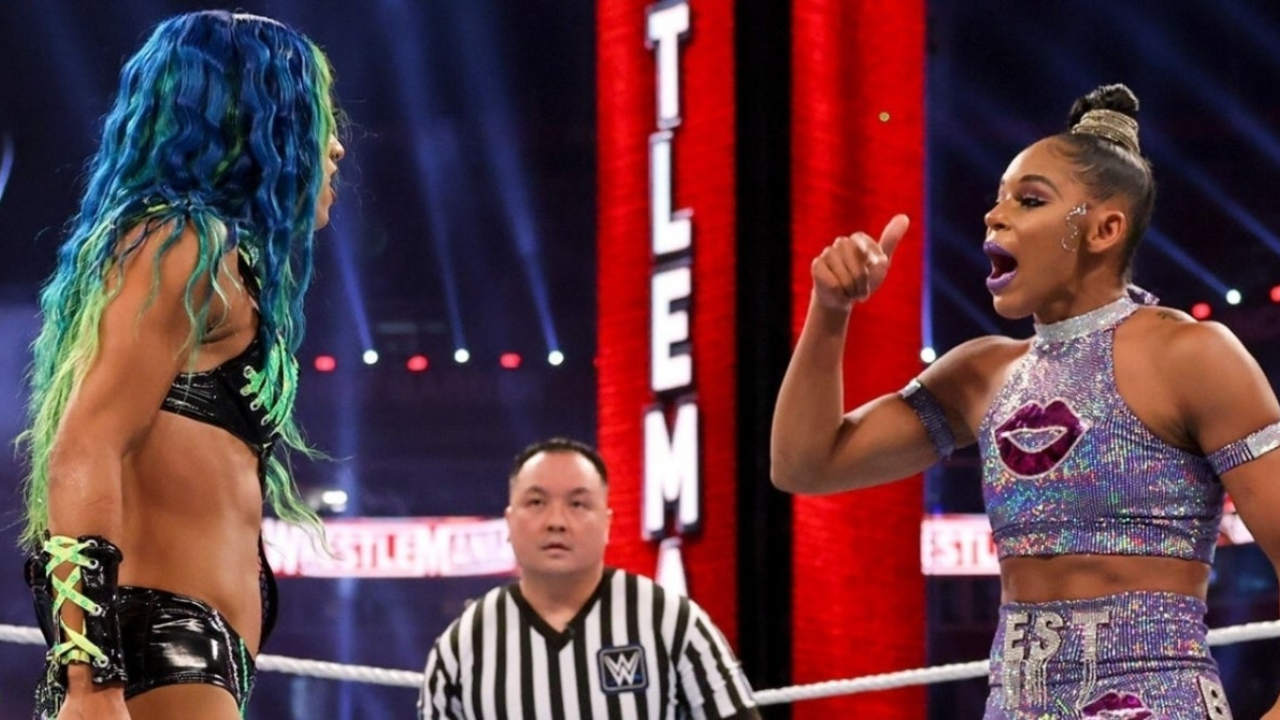 Bianca Belair on a possible rematch against Sasha Banks